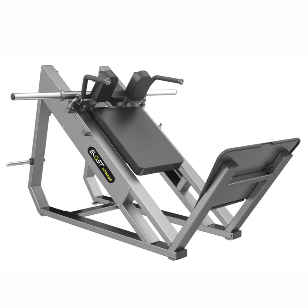 Hack Slide Fitness Equipments / Gym Strength Machines