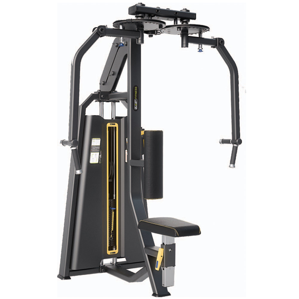 Rear Delt / Pec Fly Fitness Equipments / Gym Strength Machines