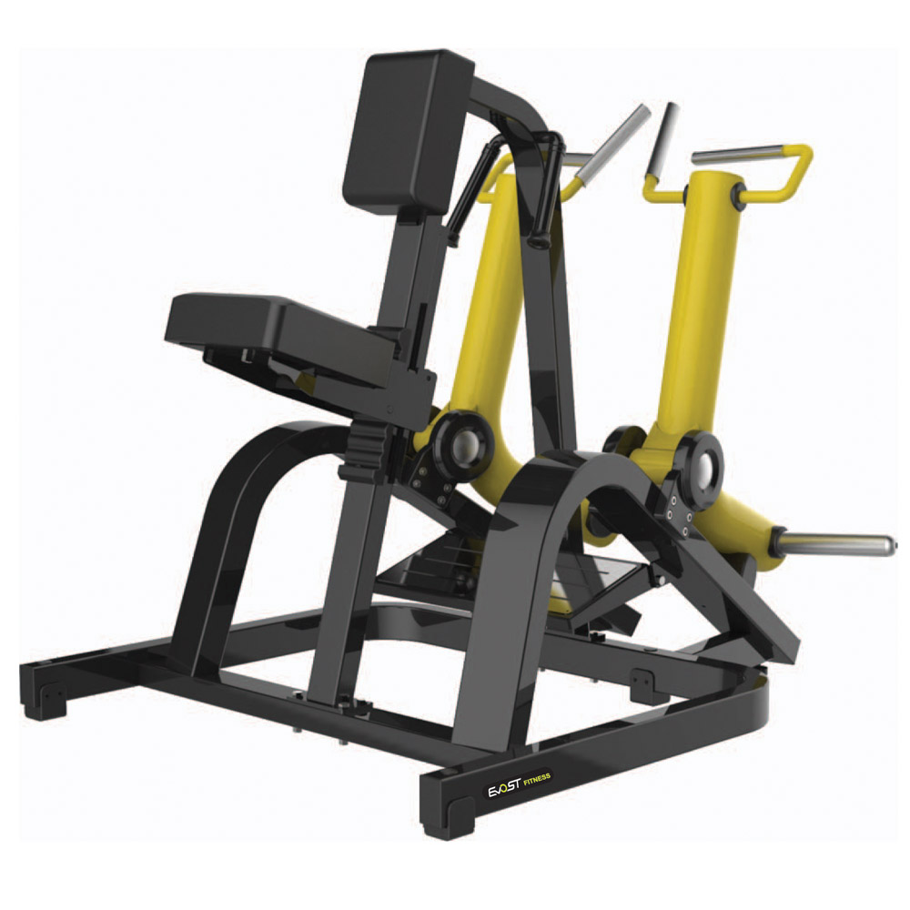 Row Fitness Equipments / Gym Strength Machines