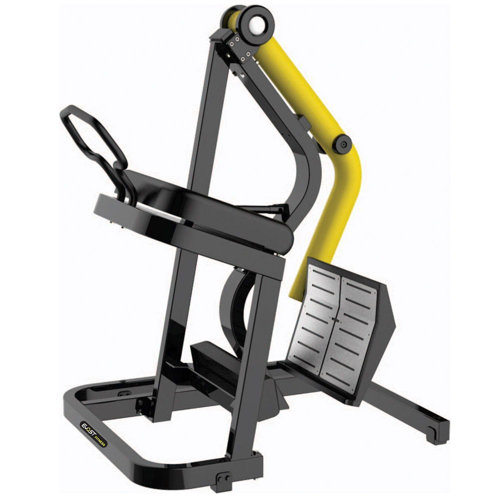 Rear Kick Fitness Equipments / Gym Strength Machines