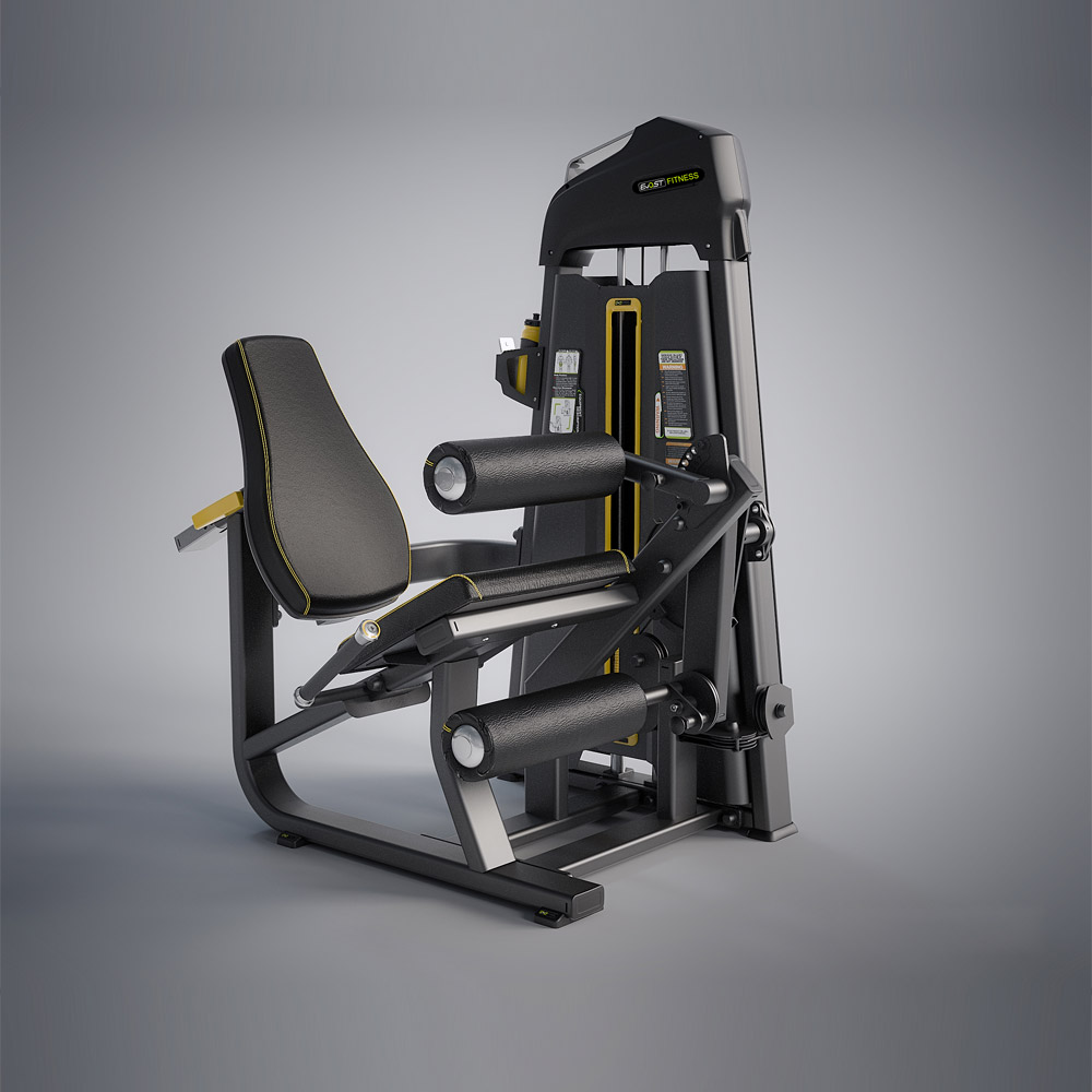 Leg Cur / Extension Fitness Equipments / Gym Strength Machines