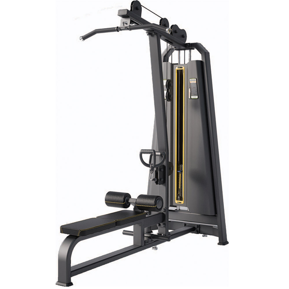 Pull Down / Low Row Fitness Equipments / Gym Strength Machines