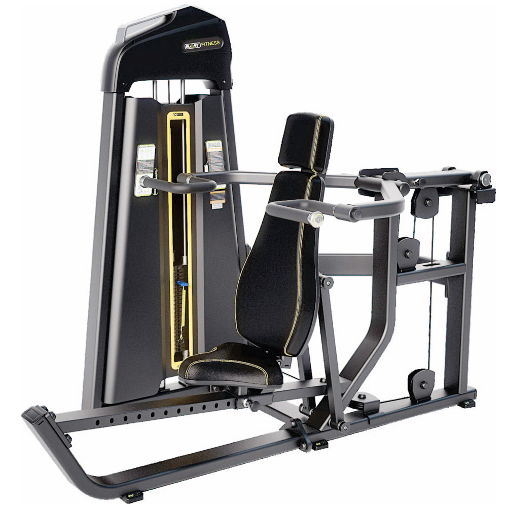 Multi Push Fitness Equipments / Gym Strength Machines