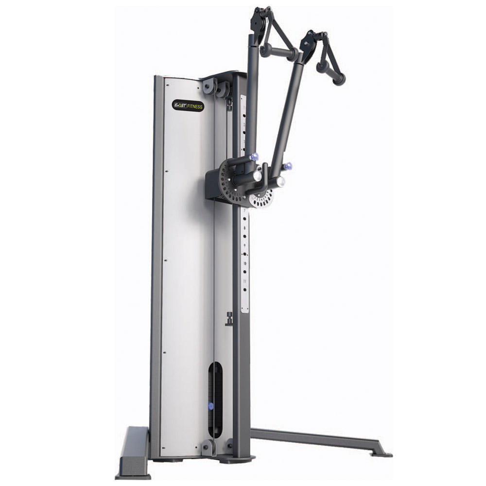 Cable Crossover Fitness Equipments / Gym Strength Machines