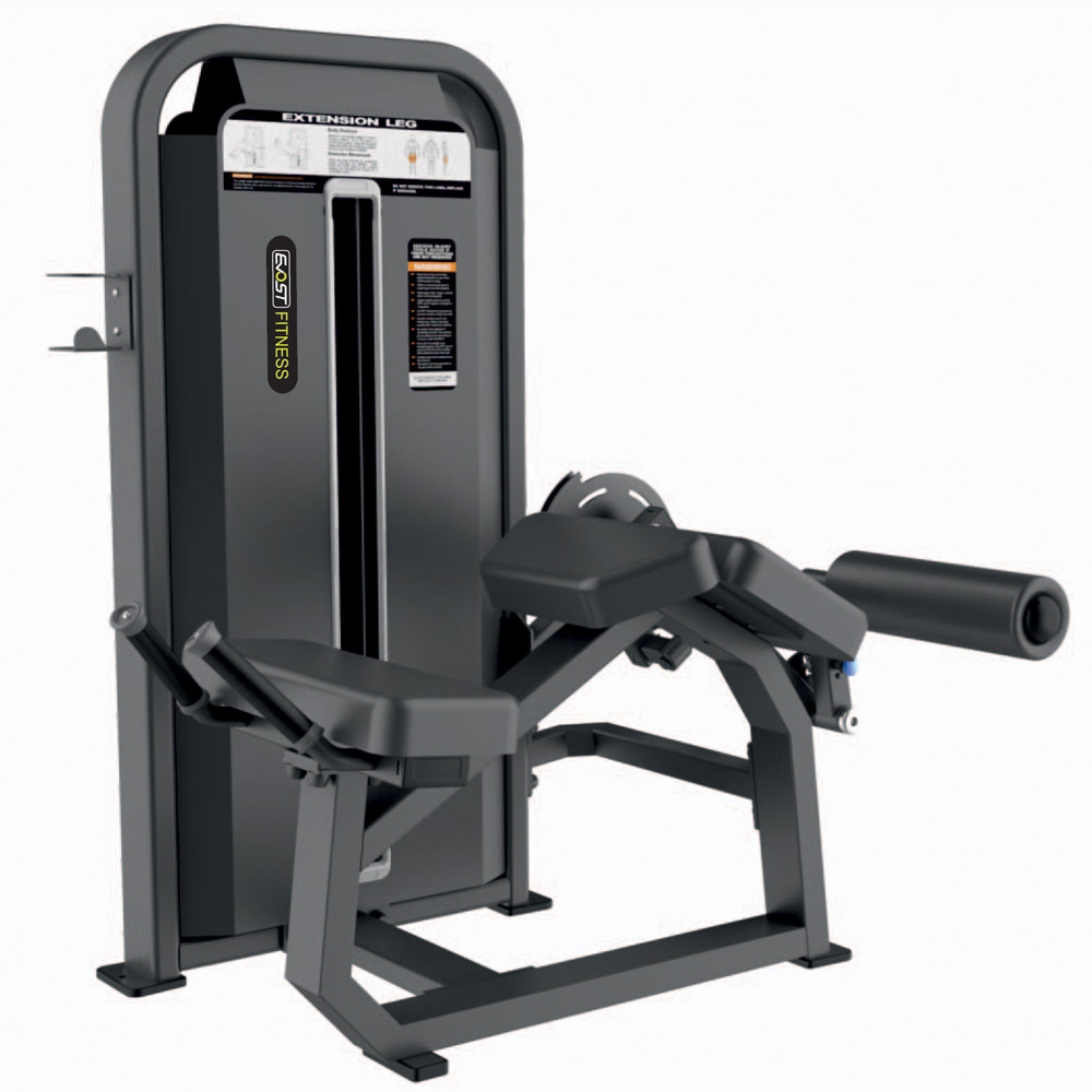 Prone Leg Curl Fitness Equipments / Gym Strength Machines