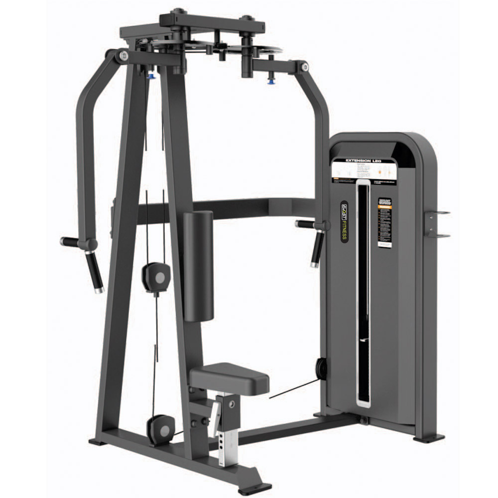 Rear Delt / Peck Fly Fitness Equipments / Gym Strength Machines