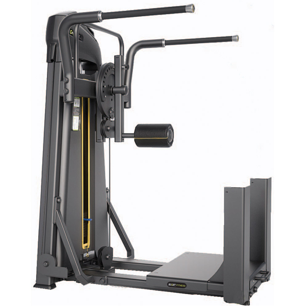Total Hip Fitness Equipments / Gym Strength Machines