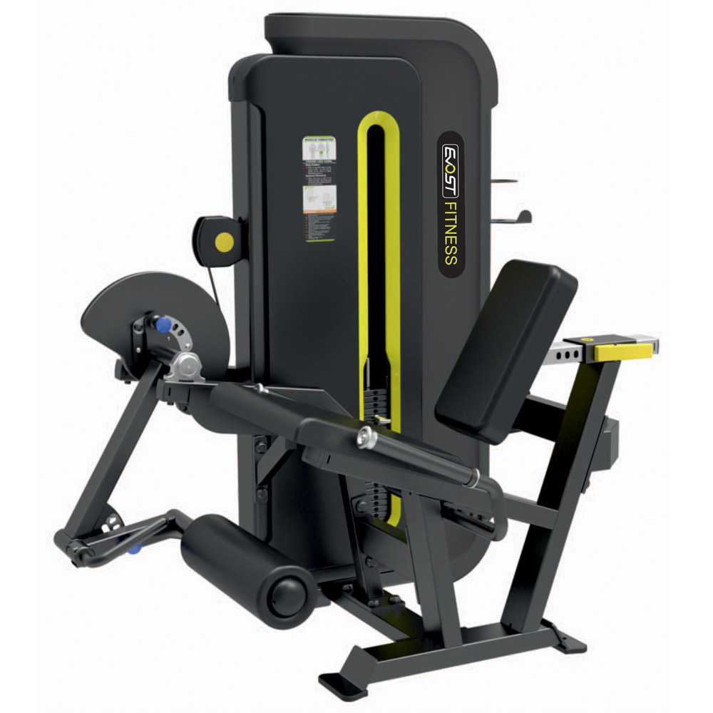 Leg Extension Fitness Equipments / Gym Strength Machines