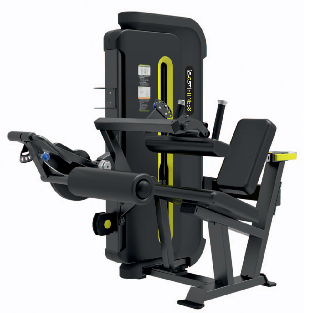 Seated Leg Curl Fitness Equipments / Gym Strength Machines