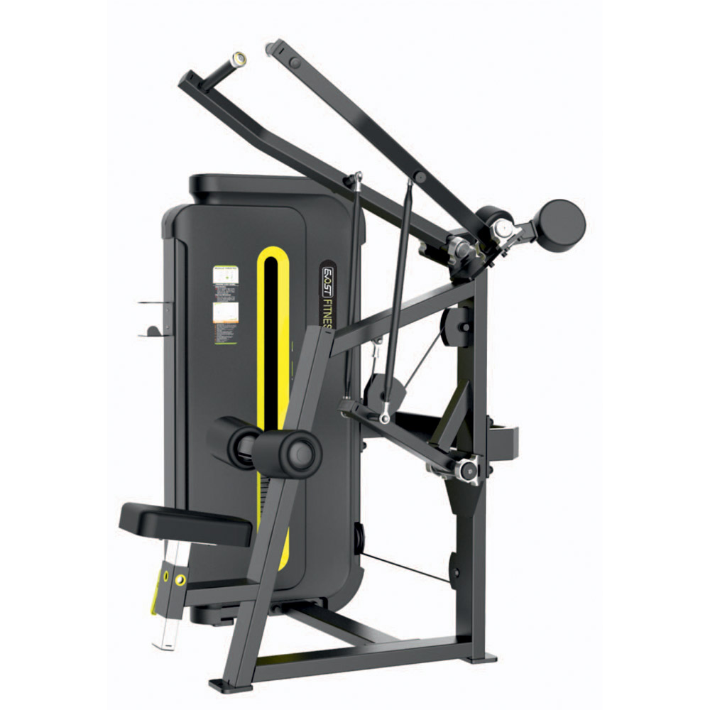 Pull Down Fitness Equipments / Gym Strength Machines