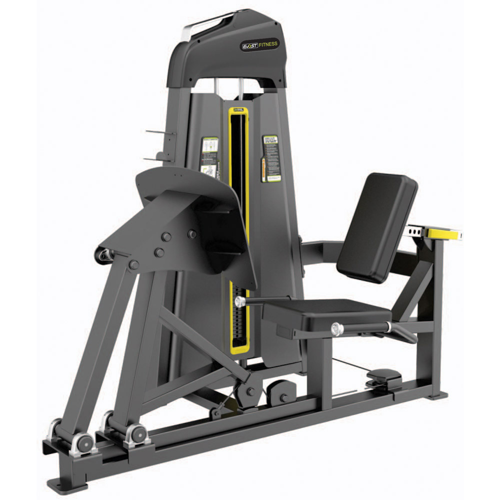 Seated Leg Press Fitness Equipments / Gym Strength Machines