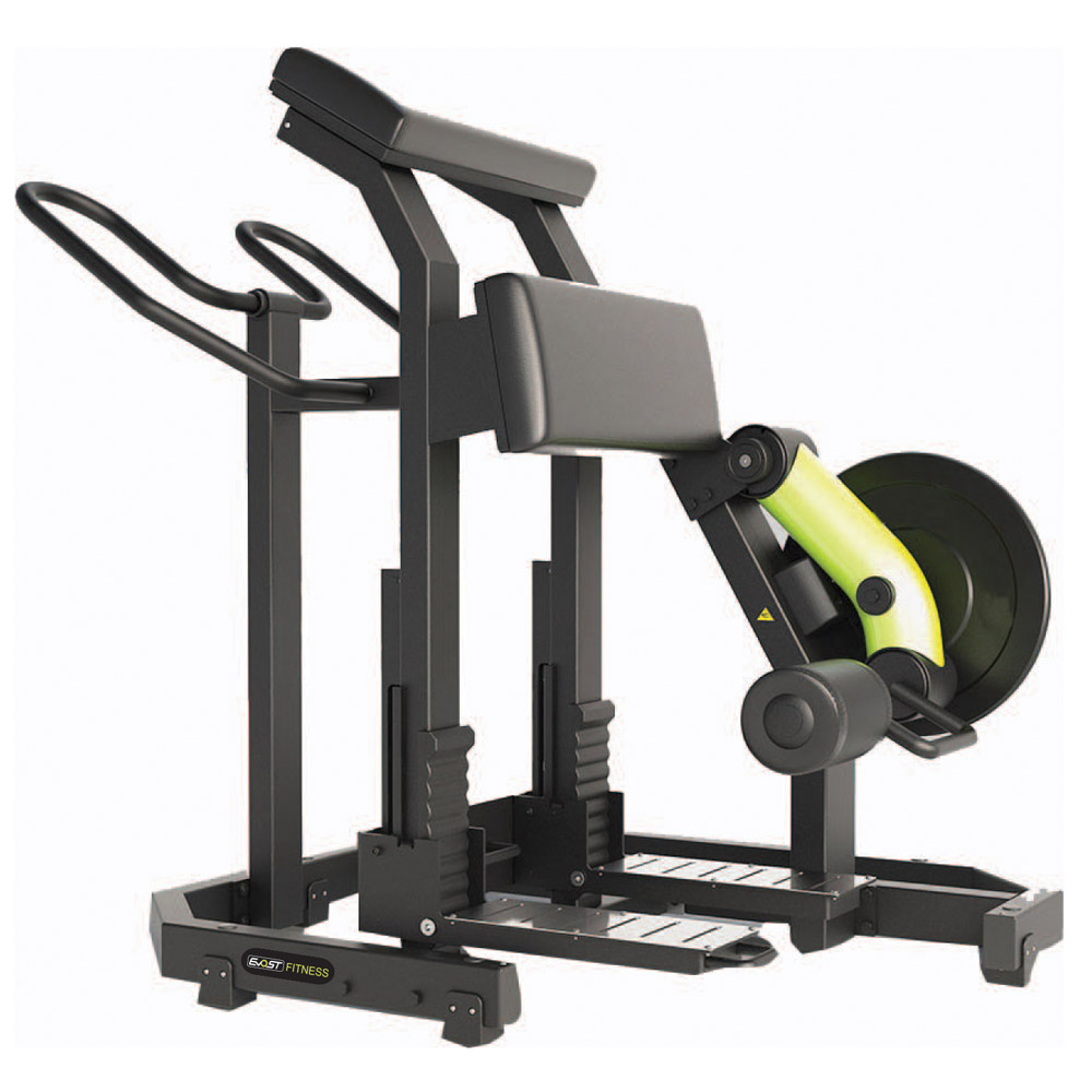 Leg Curl Fitness Equipments / Gym Strength Machines