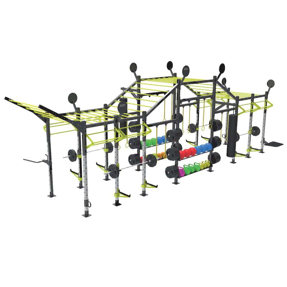 Angled Multi Bridge Fitness Equipments / Gym Strength Machines