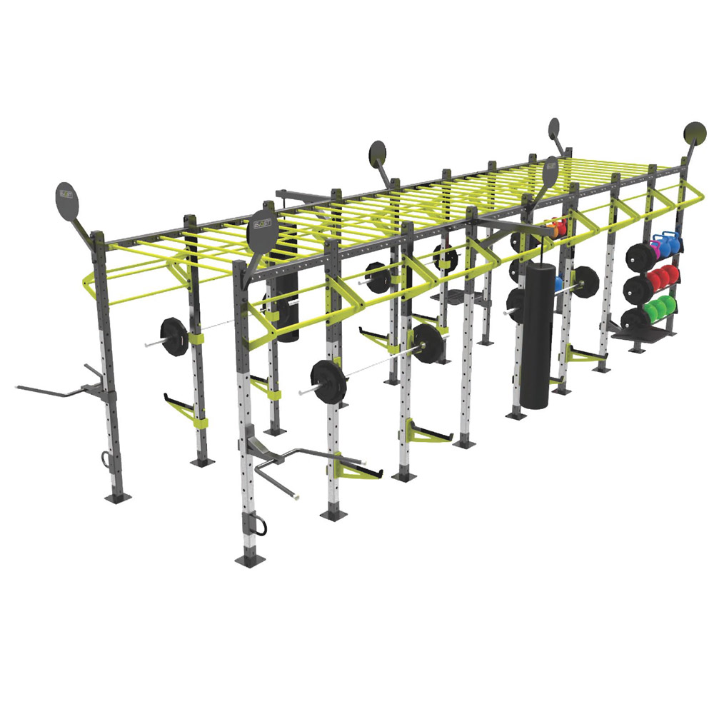 Monkey Multi Bridge Fitness Equipments / Gym Strength Machines