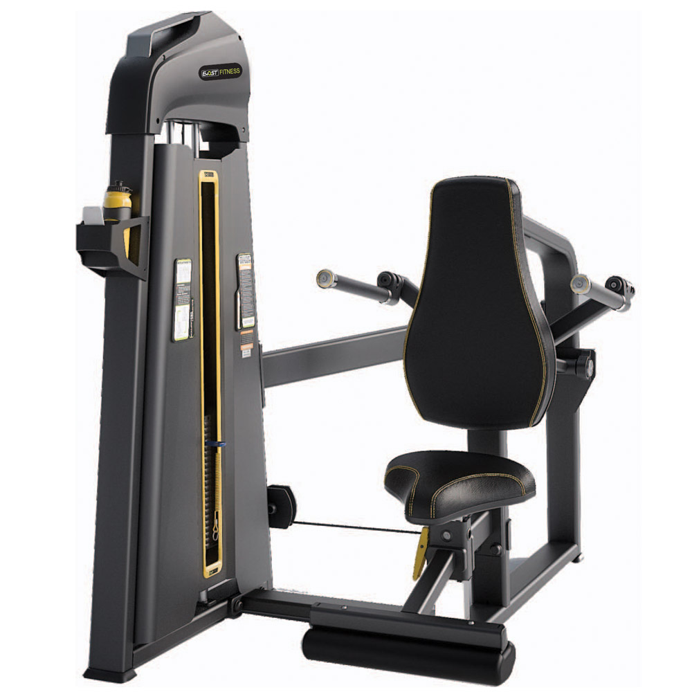 Seated Dip Fitness Equipments / Gym Strength Machines