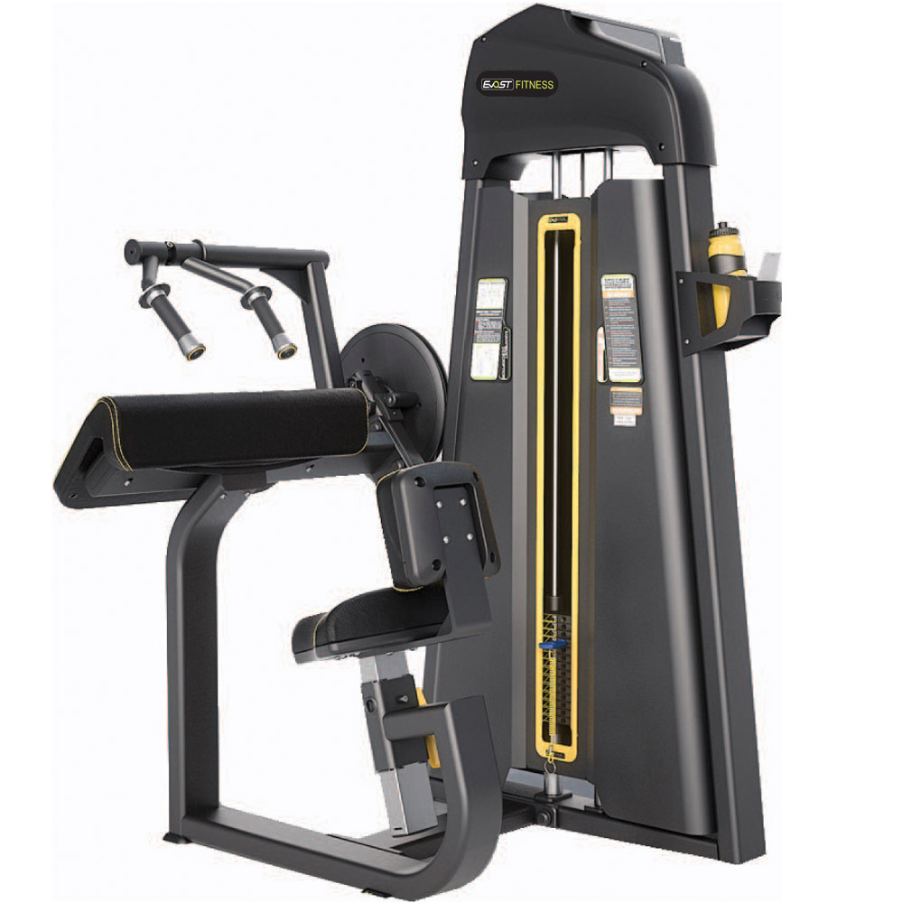 Triceps Extension Fitness Equipments / Gym Strength Machines