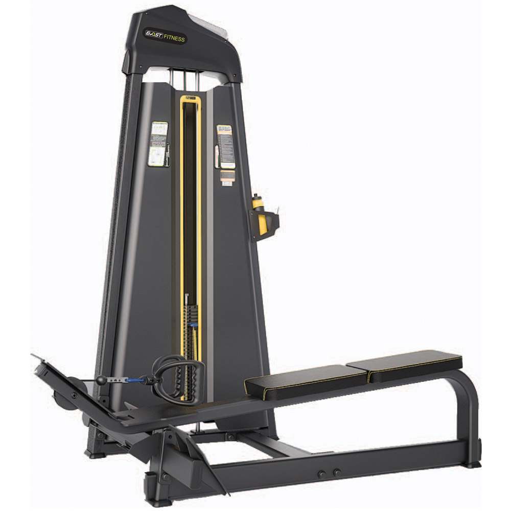 Long Pull / Low Row Fitness Equipments / Gym Strength Machines