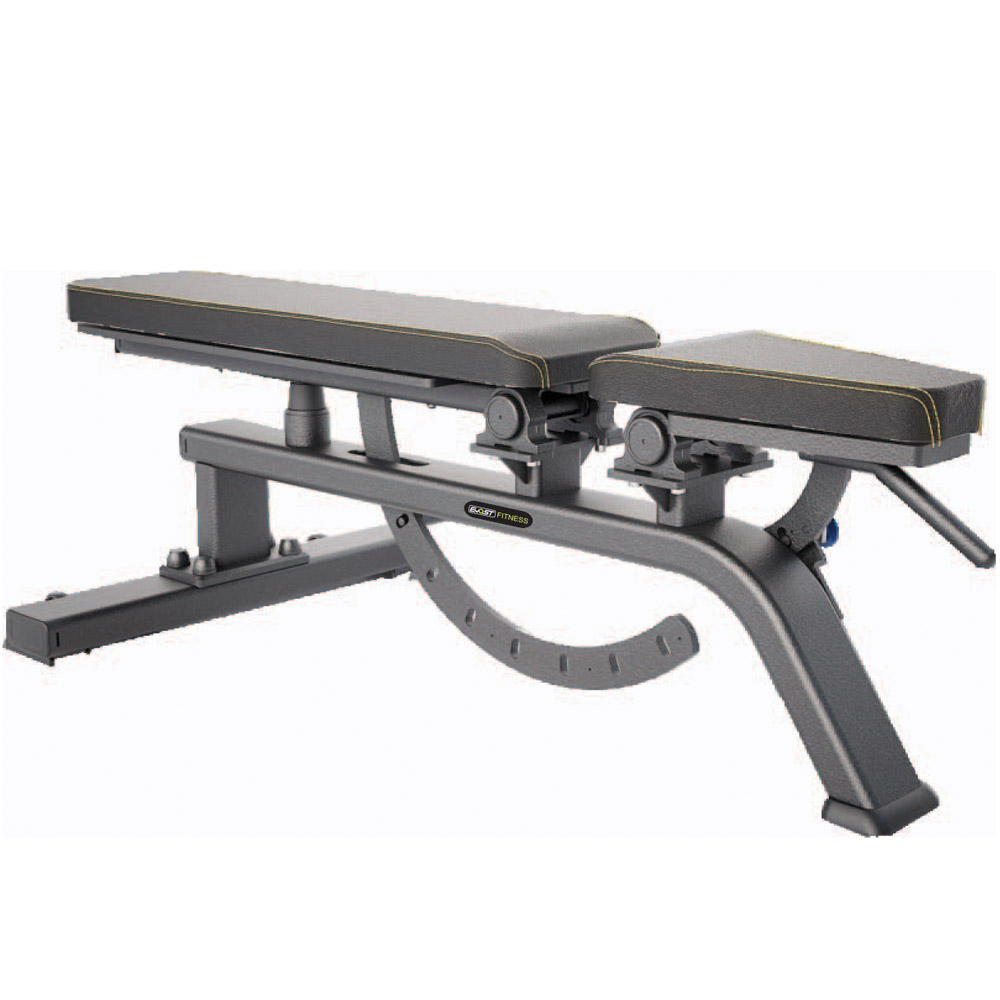 Multi Adjustable Bench Fitness Equipments / Gym Strength Machines
