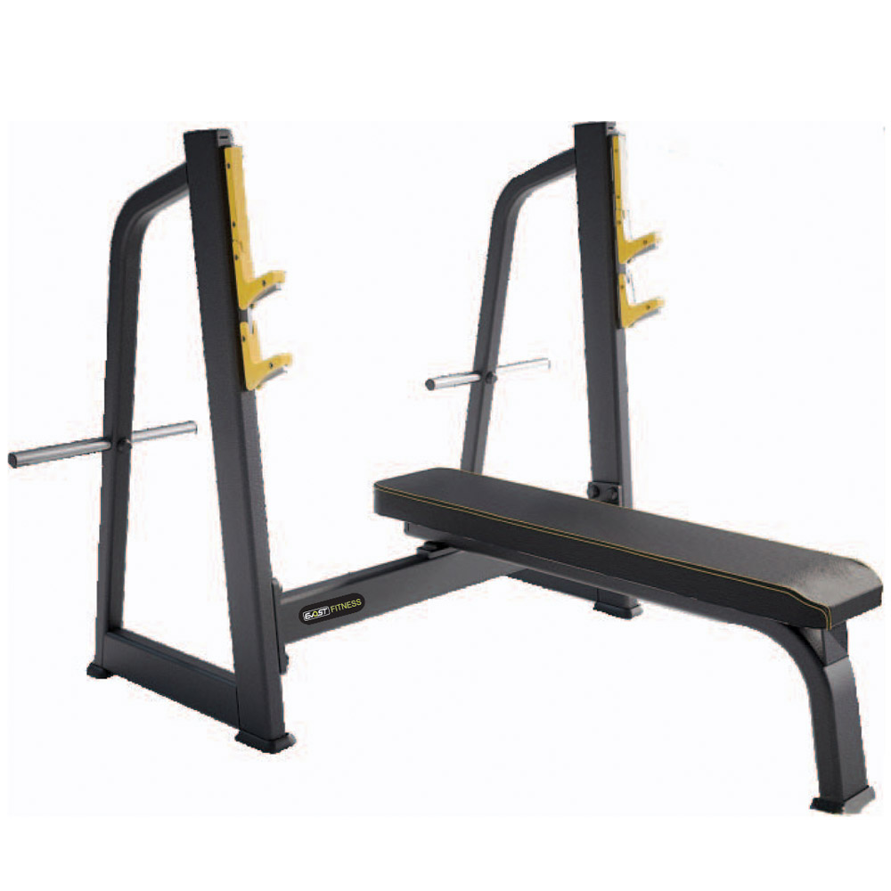 Olympic Bench Fitness Equipments / Gym Strength Machines