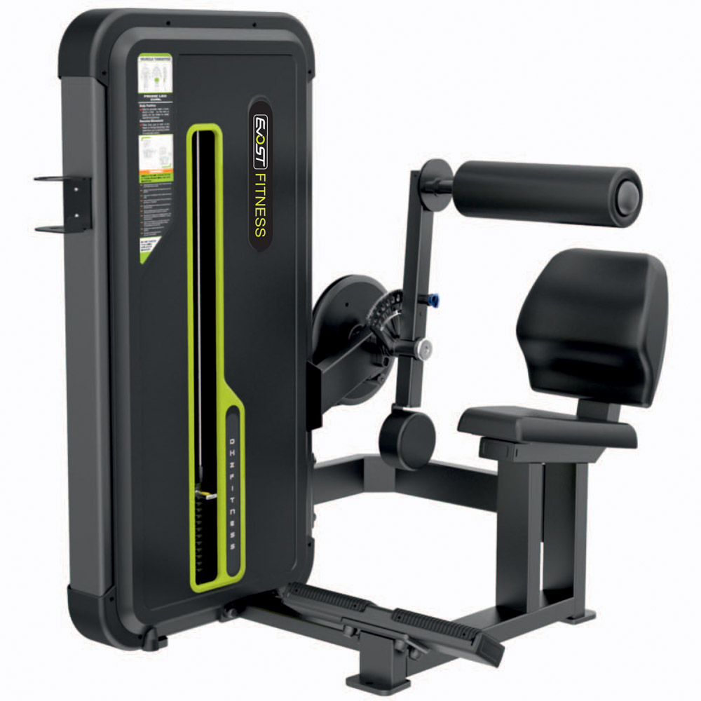 Abdominal Isolator Fitness Equipments / Gym Strength Machines