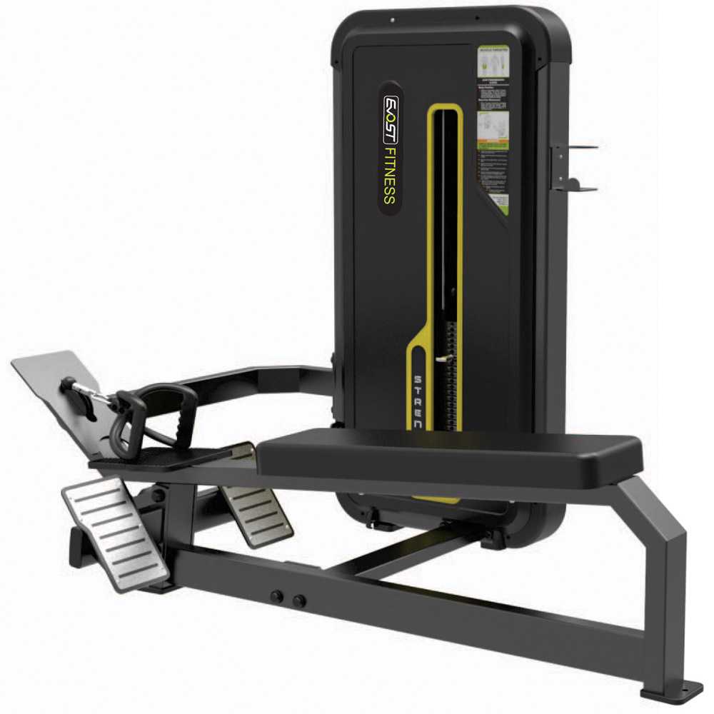 Long Pull / Long Row Fitness Equipments / Gym Strength Machines