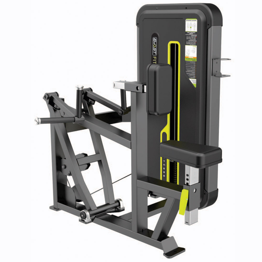Vertical Row /Rear Delt Fitness Equipments / Gym Strength Machines