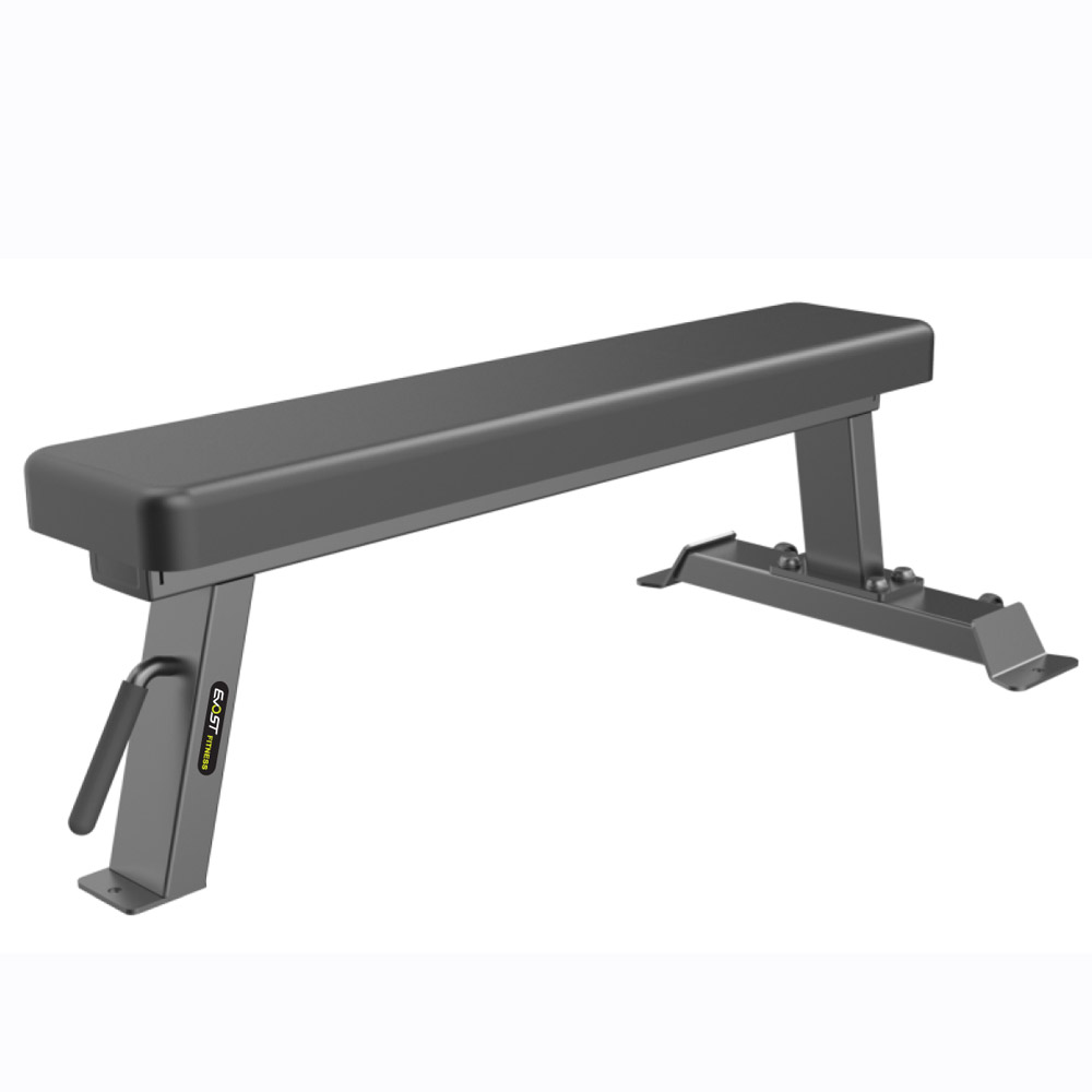 Flat Bench Fitness Equipments / Gym Strength Machines
