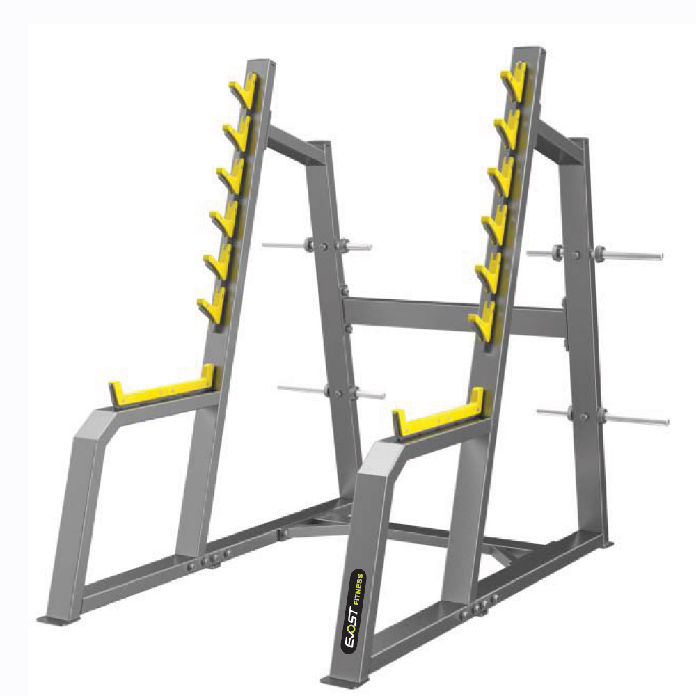 Squat Rack Fitness Equipments / Gym Strength Machines